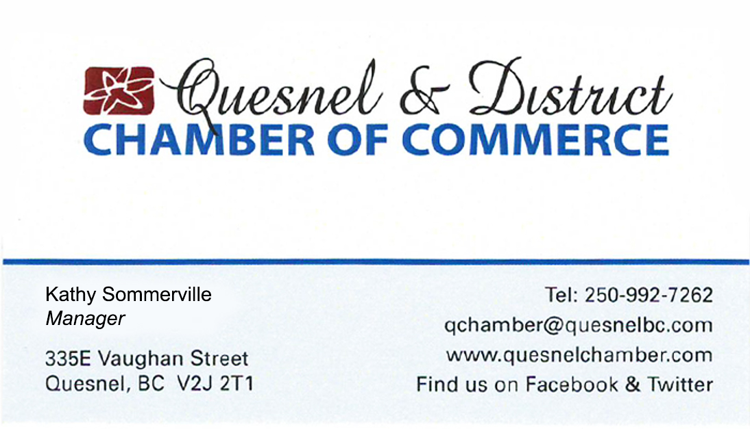 Quesnel & District Chamber of Commerce