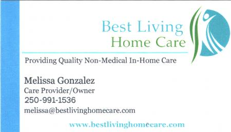 Best Living Home Care